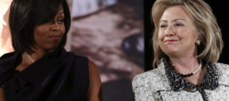 Michelle Obama Just Did Something SUSPICIOUS… Is She Hiding Something?