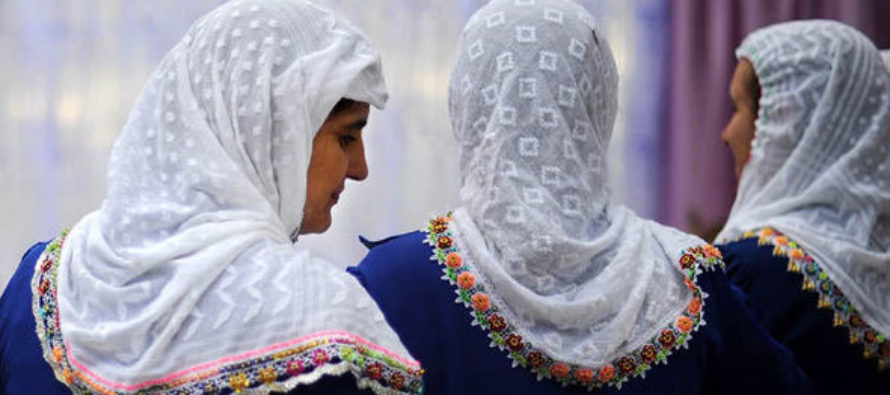 Germany Now Approves of Muslim Child Brides