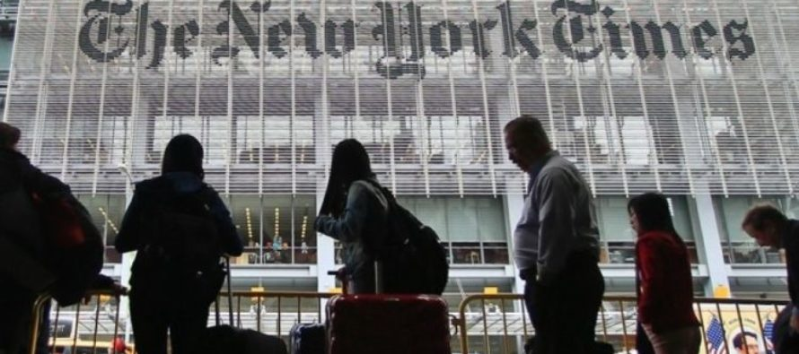 New York Times Publisher VOWS To Rededicate Paper To 'HONEST REPORTING' – After Trump WIN