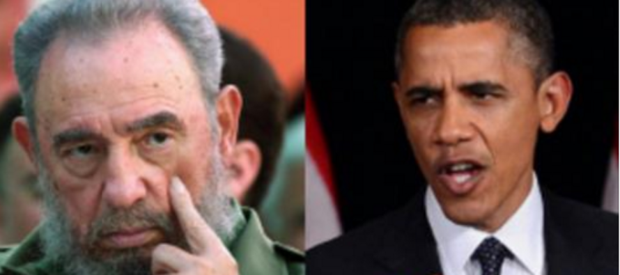 Obama's Statement On Castro's Death Reads Like A Eulogy…Leaving Out The MASS Atrocities