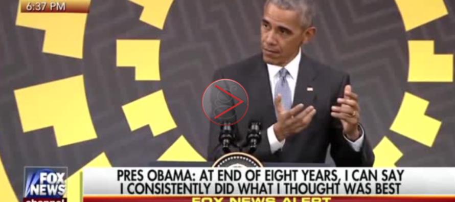 Obama Mentions GLOBAL ORDER in International Speech