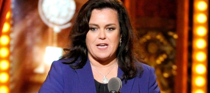 Rosie O'Donnell Takes Vile Shot at Donald Trump's 10 Year-Old Child Barron
