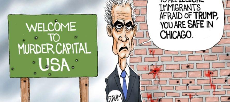 The Chicago Way (Cartoon)