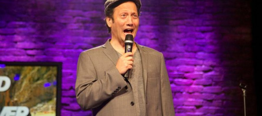 BOOM Right There! Rob Schneider Makes DEMOCRATS The Butt Of His Joke – That's TRUE!
