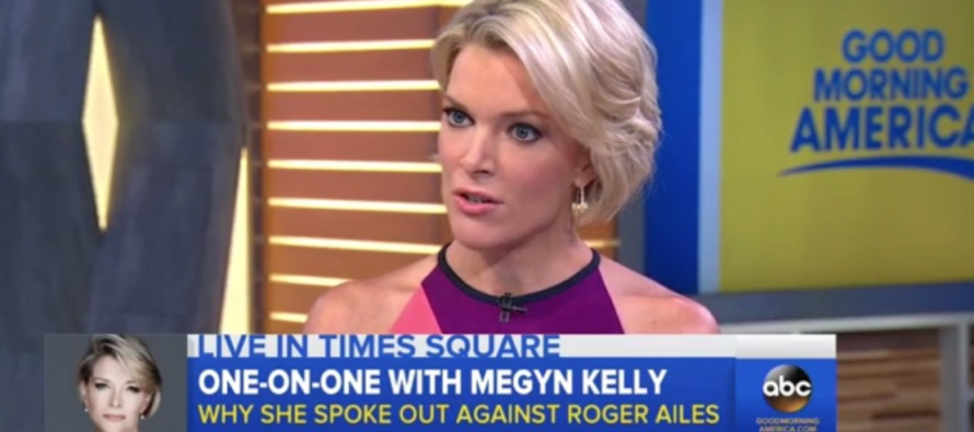 Megyn Kelly Goes on FULL ATTACK MODE: Roger Ailes 'Tried to Kiss Me Three Times' [DETAILS]