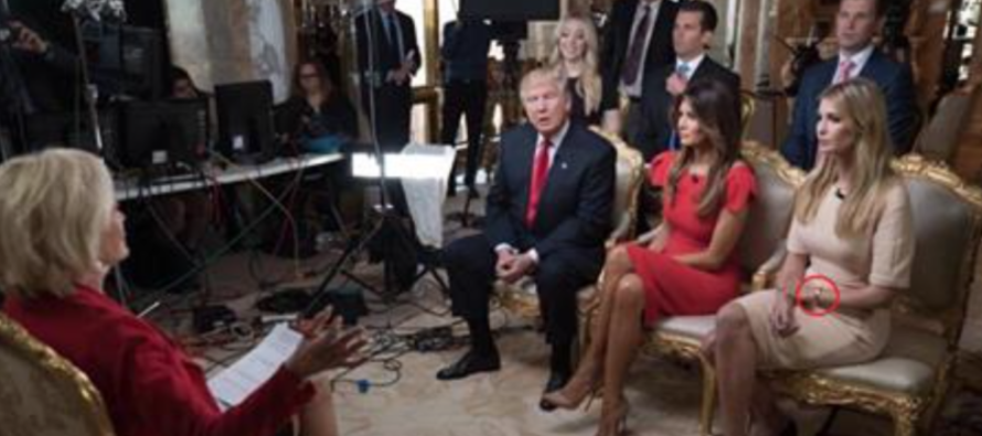 Here's Why People are FURIOUS About What Ivanka Trump Wore During '60 Minutes' Interview