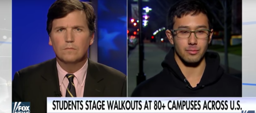BAM! Tucker Carlson From FOX Just LEVELED Anti-Trump Millennial Over Illegal Immigration! [VIDEO]
