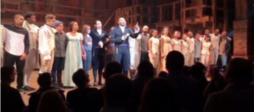 'Hamilton' Star Who Lectured Mike Pence Has Own History of Sexism