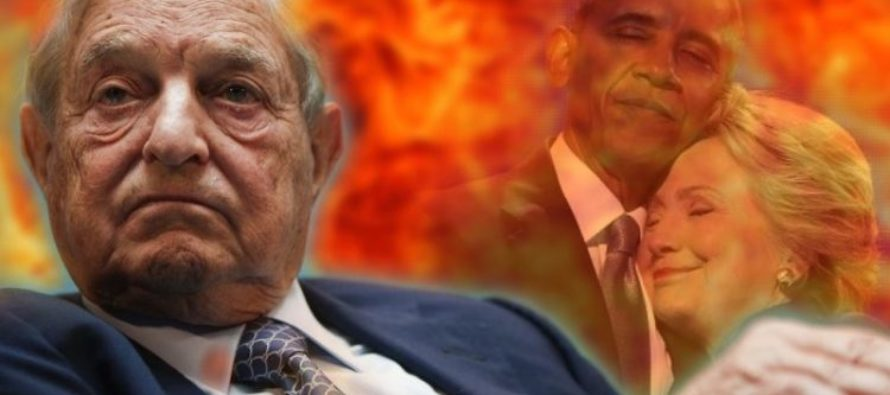 BREAKING: Soros Hires FULL-TIME ARMY, To Bring Trump Down! [VIDEO]