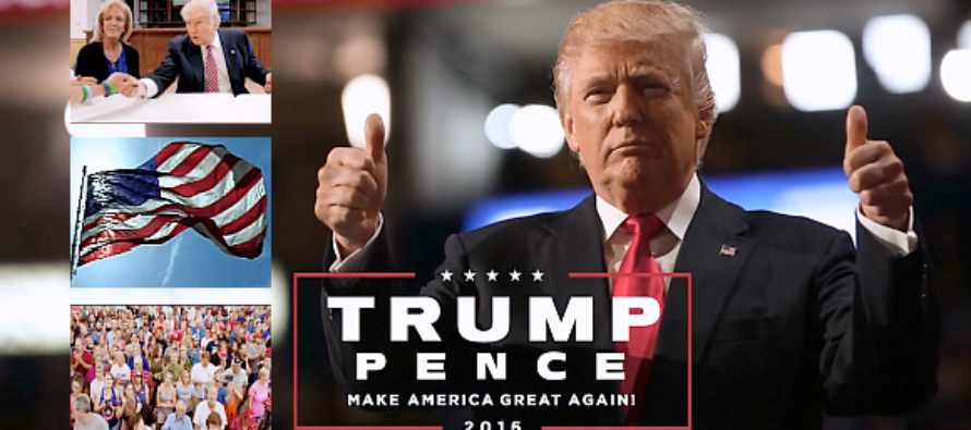 The People vs the Establishment? Is this the political ad of the year? [VIDEO]