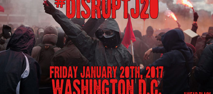 Idiot Anarchists Looking To RECRUIT Snowflakes To 'Destroy DC' On Inauguration Day [VIDEO]