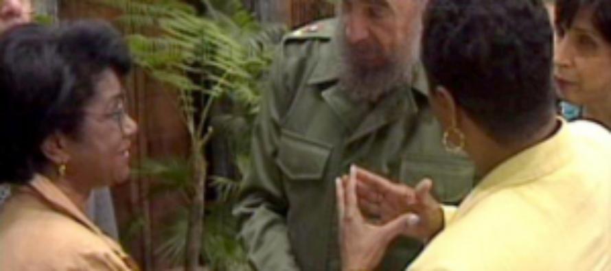 California Commie: Barbara Lee Praises Fidel Castro And His Revolution [VIDEO]