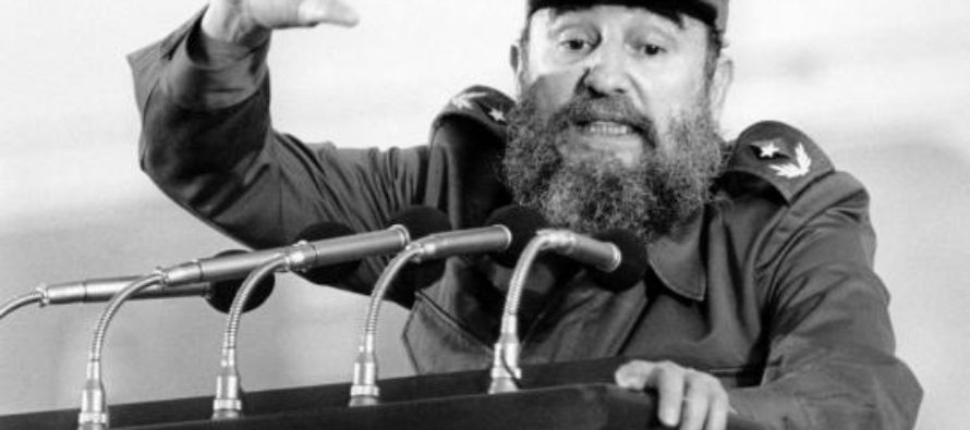 BREAKING NEWS: Cuba's Fidel Castro Has Died at 90 Years Old