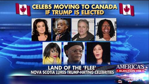 celebrities-flee-america-trump-elected