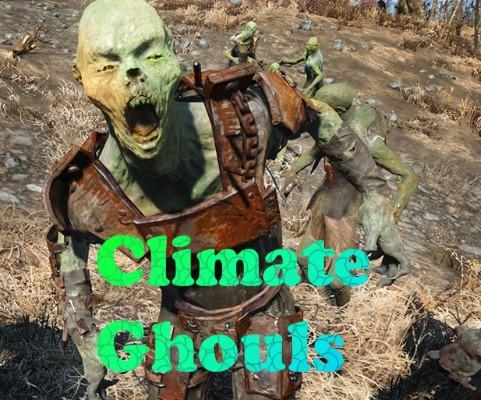 Teach climateghouls