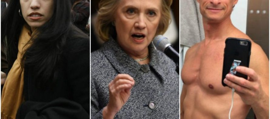 FBI UNCOVERS NEW Hillary State Dept. Emails On Weiner's Computer!