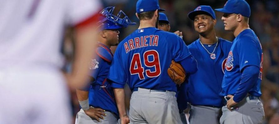 Chicago CUBS Star's Tweet BREAKS The Internet: 'Pack Your Bags Hollywood!'