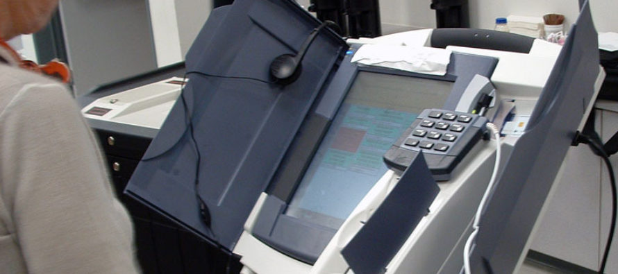 Voting machine scandals reported in multiple states!