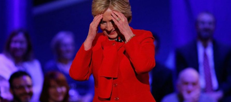 Hillary's Pricey Wisconsin Recount Turns Out EVEN WORSE Than Expected!