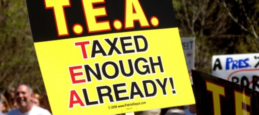 Tea Party Group May Finally Be Released From IRS Limbo