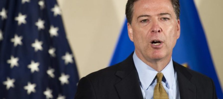 James Comey Gets BAD News After Latest Hillary Announcement – His Days May Be Numbered [VIDEO]