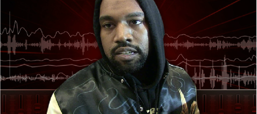 "Kanye West has ""psychotic break"" & is handcuffed as he's taken to hospital"