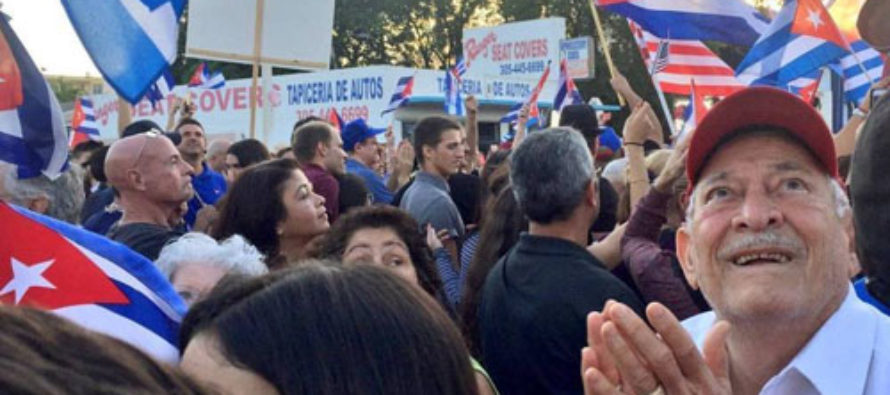 Why Little Havana Is Partying and Authoritarian Moonbats Are Weeping