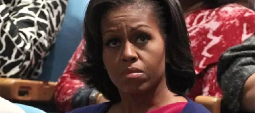 Michelle Obama Wants Executive Order to Make White House Garden Immortal