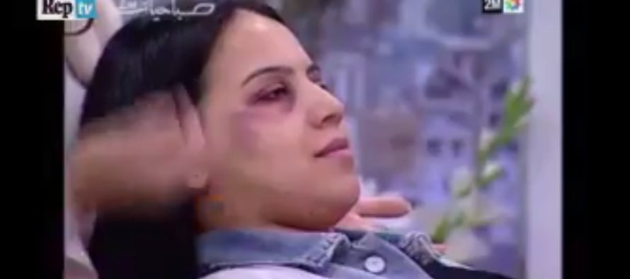 Muslim Television Show in Morocco Gives Women Tutorial on How to Hide Domestic Abuse with Make-up [VIDEO]