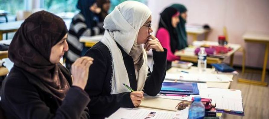 After Muslim Girls Refuse Class with Boys, Gov't Refuses Their Application for Citizenship