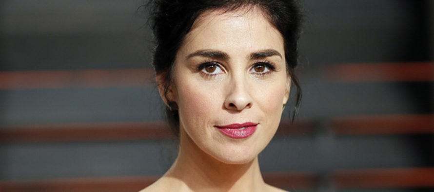 "STOP IT! Sarah Silverman ""Scared And Shaken"" at The Sight of Our Flag [VIDEO]"