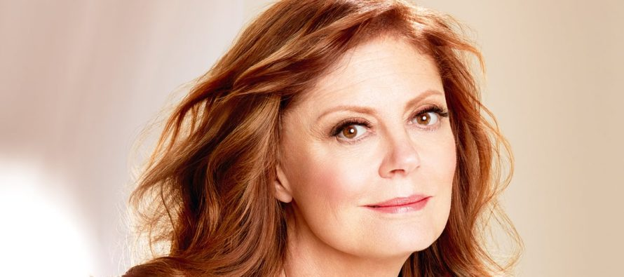 "Susan Sarandon HATES Hillary – SLAMS 'Sexist Hillary Supporters' By Referring To Her ""LADY BITS"" [VIDEO]"