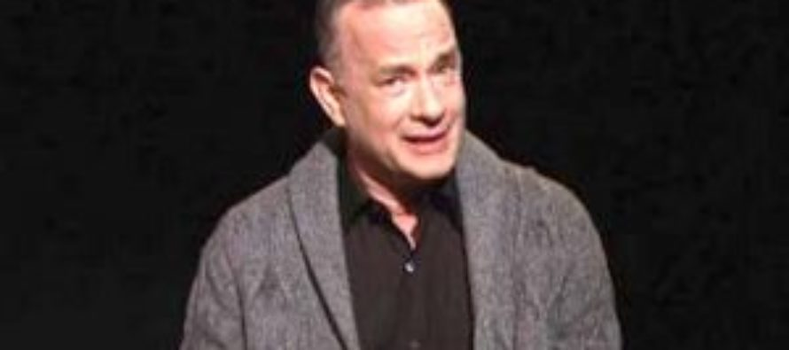 Tom Hanks Speaks To America: We're Going To Be All Right