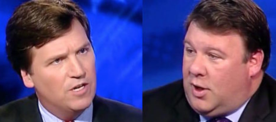 """[VIDEO] Tucker Carlson Gets Labeled 'Racist' By Leftist Media For Calling the NAACP """"Discredited."""""""
