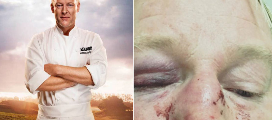 Muslims ATTACKED TV chef because he looked like Trump?