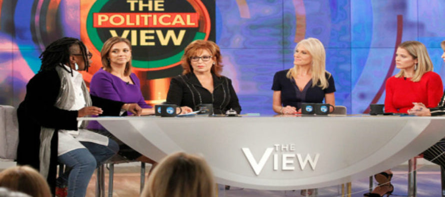 THROW DOWN! Trump Campaign Manager, Kellyanne Conway VS Joy Behar On 'The View' [VIDEO]