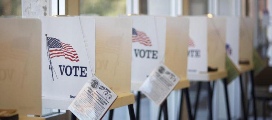 Pennsylvania Voting Machine Refuses to Allow Vote for Trump [VIDEO]