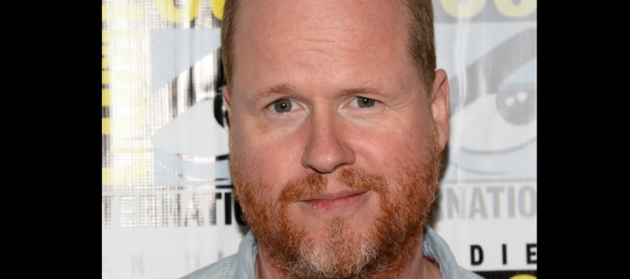 Celebrity director Joss Whedon: We've got to stop Trump from taking office!