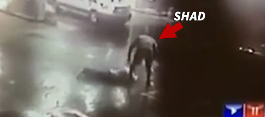 Thug Uses Gun To Rob A WWE Wrestler – He Didn't Know Of Course, But He'll NEVER Forget VIDEO