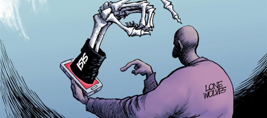 Terror Clickbait (Cartoon)