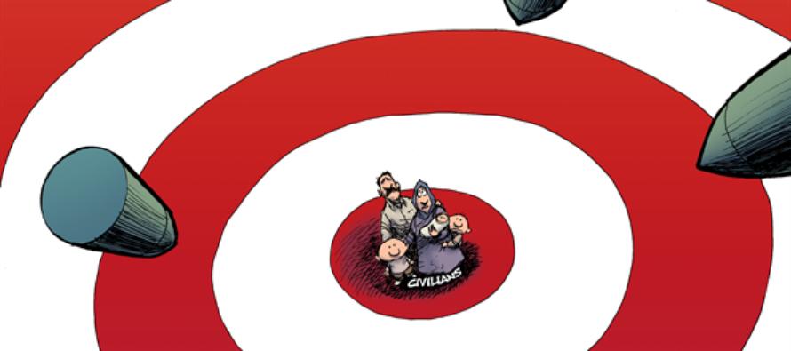 Aleppo Target (Cartoon)