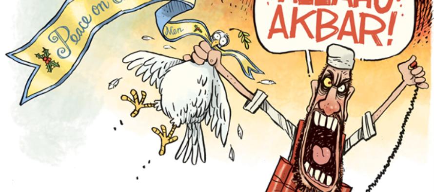 Christmas Terror (Cartoon)