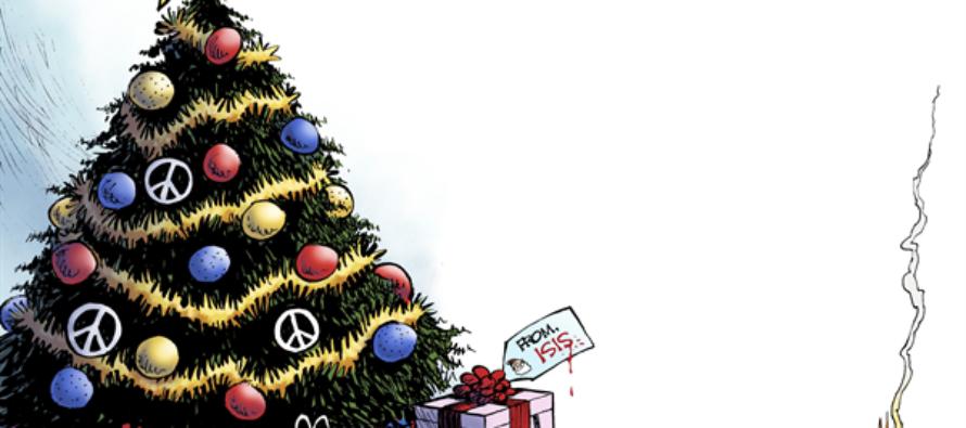 Christmas Present (Cartoon)