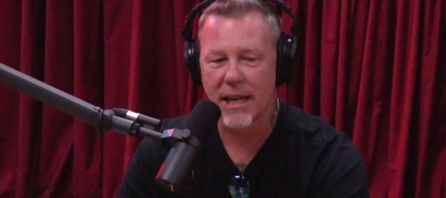 Metallica singer James Hetfield says he's moving out of San Francisco [VIDEO]