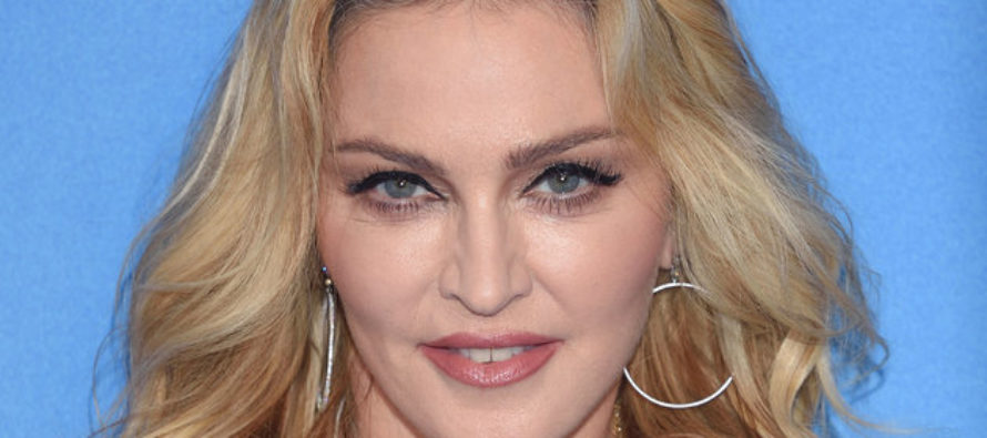 Madonna Makes A FOOL Of Herself Trying To BASH Trump – 'I'm Ashamed To Be American' [VIDEO]