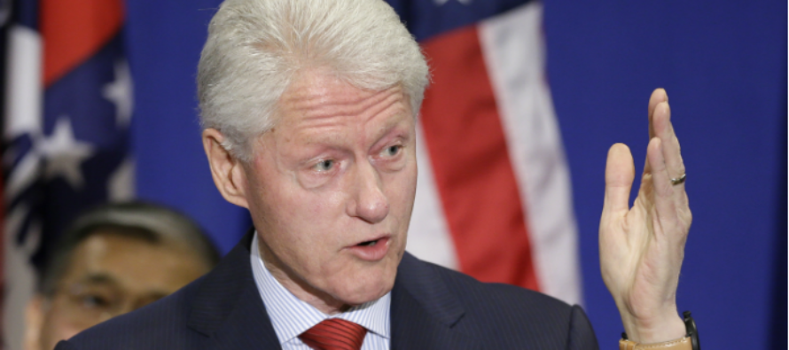 Bill Clinton Breaks Silence – Makes Infuriating Announcement About Trump