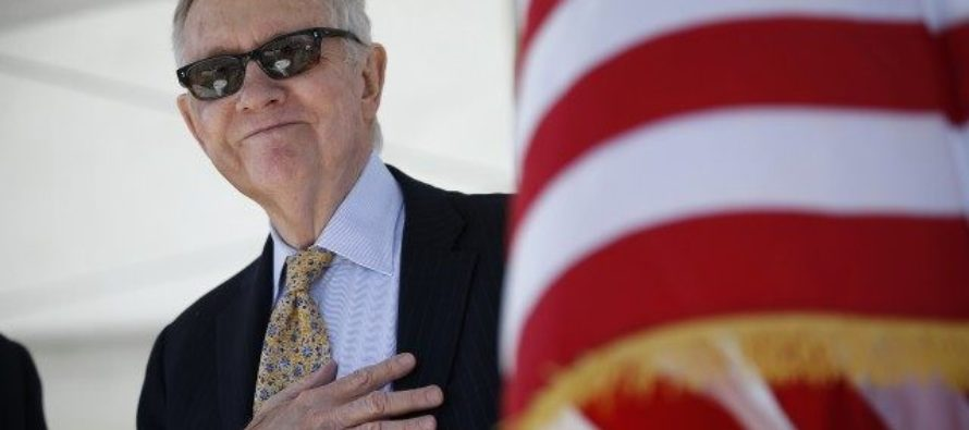 Prosecutor Wants DOJ to Investigate Harry Reid Connection to Suspected $2M Bribe