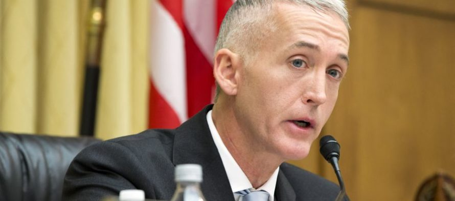 BREAKING: Trey Gowdy Makes Bombshell Statement About Benghazi – Conservatives Livid
