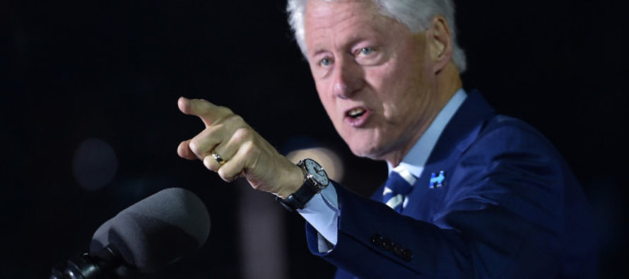 FBI still digging into Clinton Foundation while Bill begs for fresh donations.