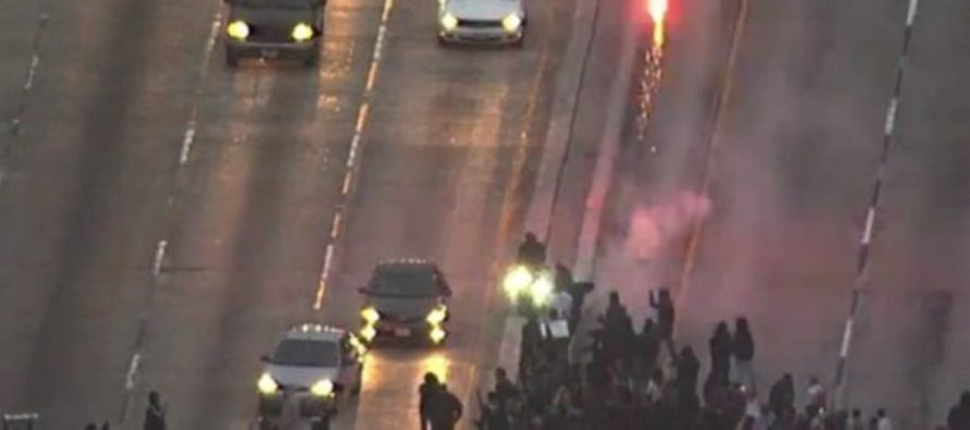 'Black Lives Matter' Thugs Who Blocked Highway to Protest Just Got Bad News! [VIDEO]